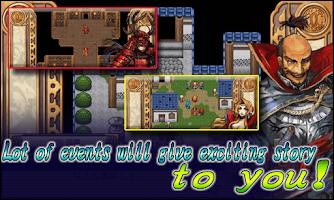 Screenshot of RPG  WarlordRevival in English