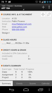 Class Buddy Demo- screenshot thumbnail
