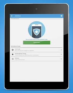Antivirus Booster & Cleaner v1.9.0