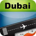 Dubai Airport + Flight Tracker icon