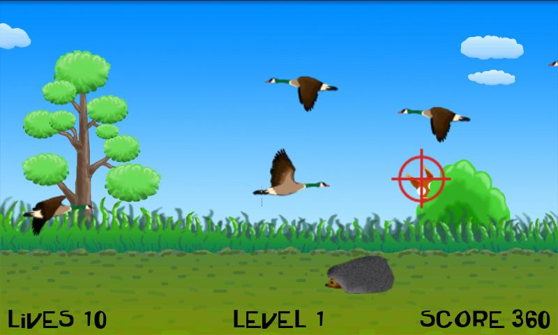 Duck Hunter Game Pro Android Apps On Google Play