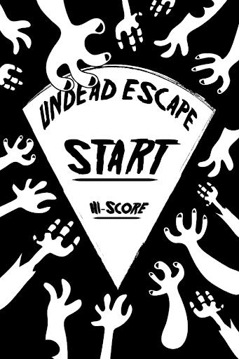 Undead Escape: Deadly Line Dot