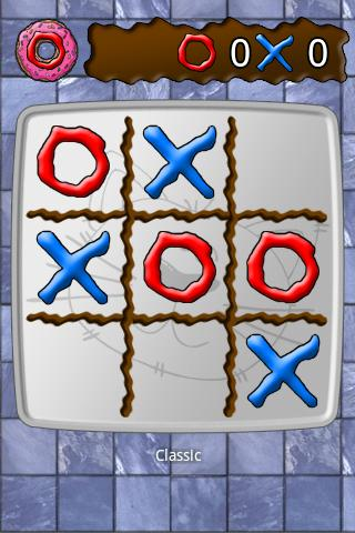 Tic Tac Toe Mania- screenshot