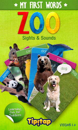 My First Zoo: Sight Sounds