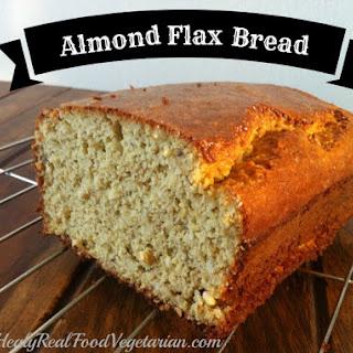 Almond Flax Bread