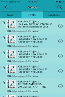 Kelaha Projects- screenshot thumbnail