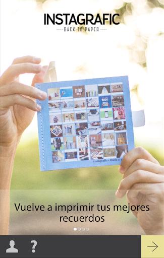 Instagrafic imprime tus fotos
