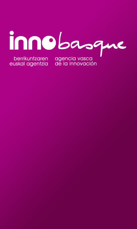 Innobasque: captura de pantalla