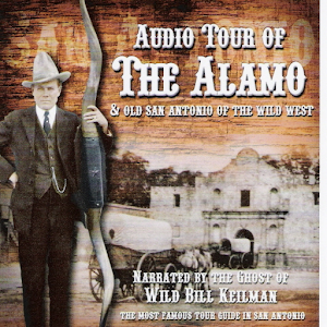 iTour/Audio Tour of the Alamo