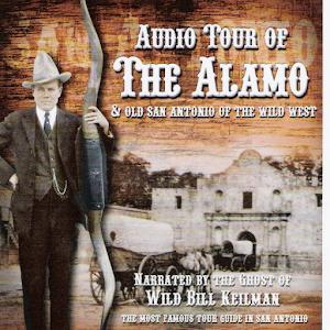 iTour/Audio Tour of the Alamo
