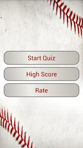 MLB QUIZ