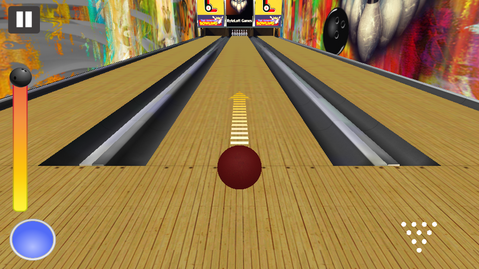 Real Bowling game