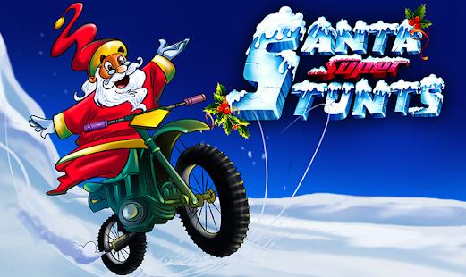 Santa Super Stunts