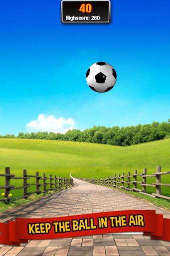 Keepy Uppy 2014 - 指サッカーサッカー