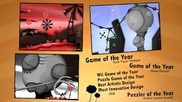 Screenshot of World of Goo