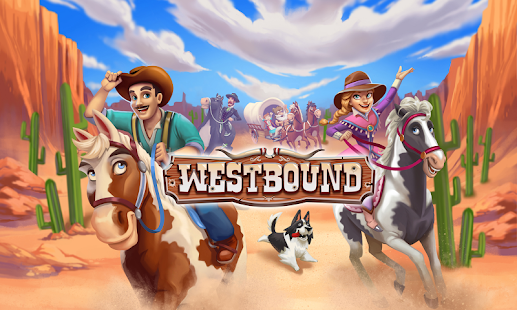 Westbound Adventure City Town Screenshot 33