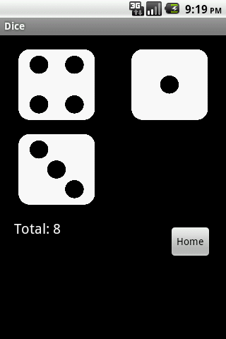 Dice (Free) - screenshot