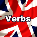 Irregular verbs english icon