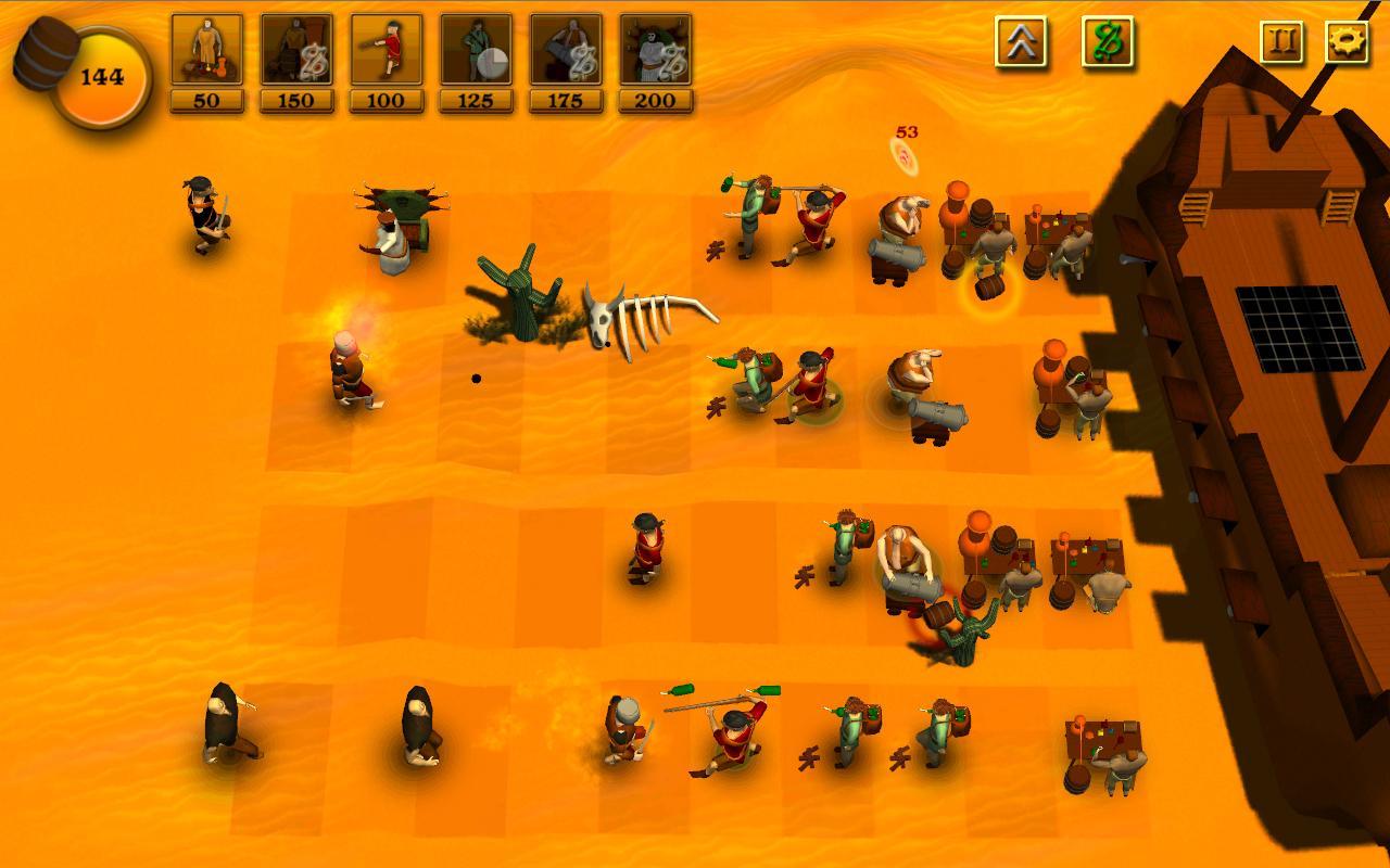 Booty Hunt- screenshot