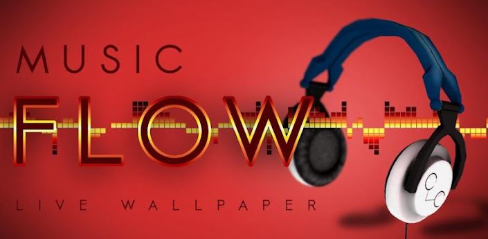 Music Flow Live Wallpaper apk
