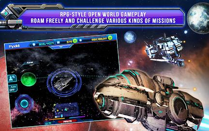 Galactic Phantasy Prelude Screenshot 9