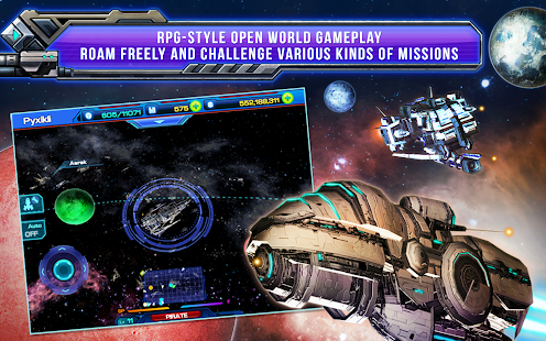 Galactic Phantasy Prelude Screenshot 19