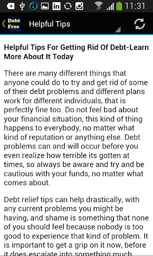 Debt Free Course