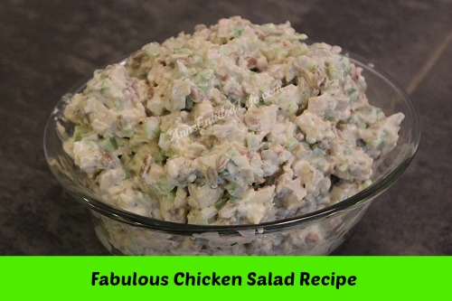 10 Best Chicken Salad With Dill Weed Recipes