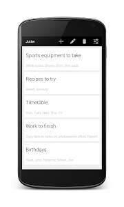 Jotter Lite Note Keeping screenshot 4
