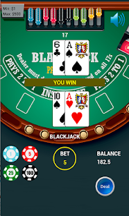 Blackjack 21- screenshot thumbnail