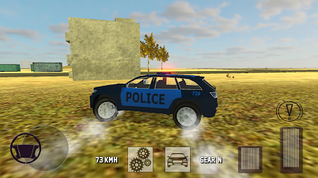 SUV Police Car Simulator 2.3 screenshot 642044