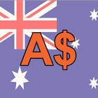 AUD Currency Calculator icon