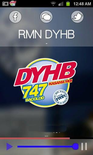 RMN DYHB Bacolod - Live