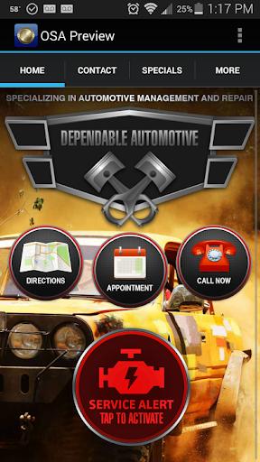 Dependable Automotive