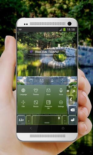 玩免費個人化APP|下載明湖 TouchPal Theme app不用錢|硬是要APP