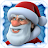 Talking Santa logo