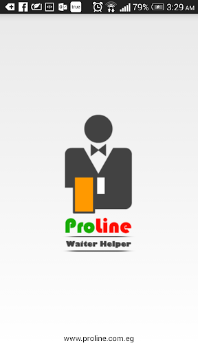 Proline Waiter Helper