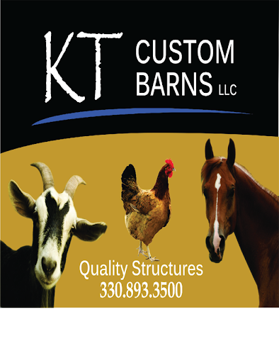 KT Custom Barns - Chicken Coop