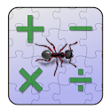 Maths Bug, mental maths games logo
