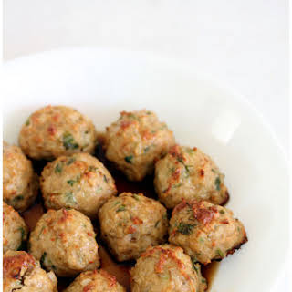 Turkey Meatballs.