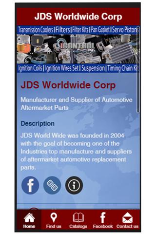 JDS Worldwide Corp