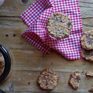 Oats and Chocolate Wafers.