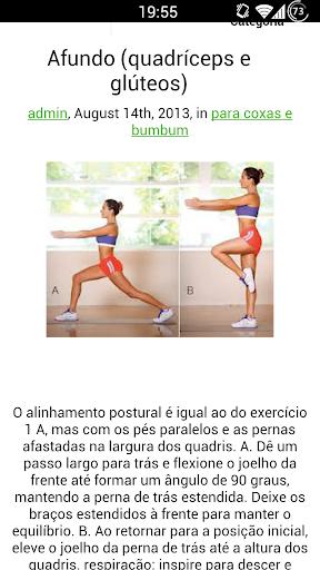 【免費健康App】Treino para bumbum-APP點子