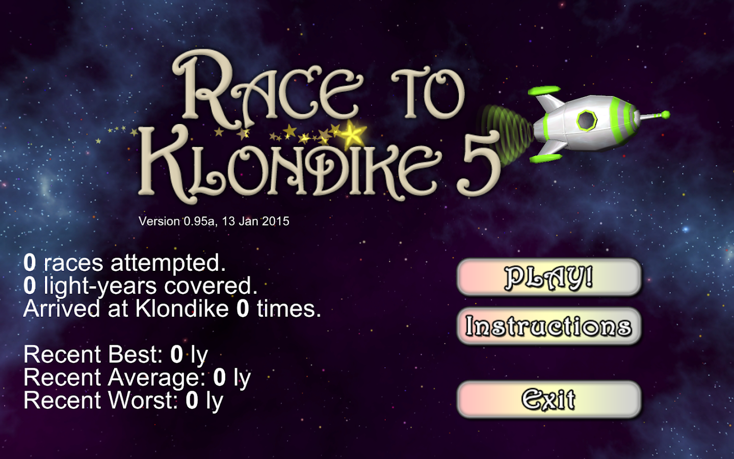 Race to Klondike 5- screenshot