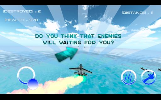 Air Destroyer 3D 2015