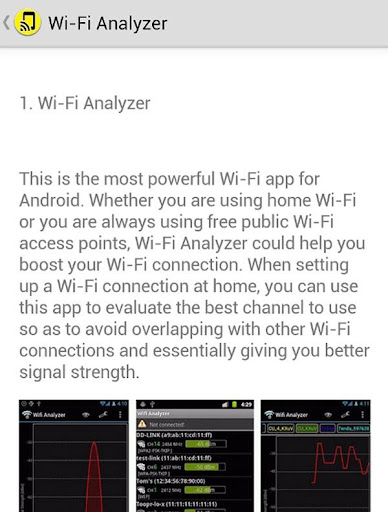 WiFi Speed Up Review