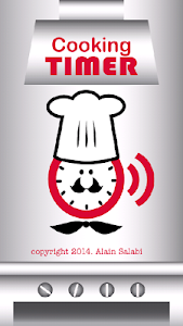 Cooking Timer screenshot 0