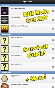 Wiki For Minecraft- screenshot thumbnail