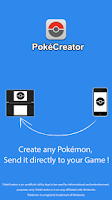 Screenshot of PokéCreator Lite