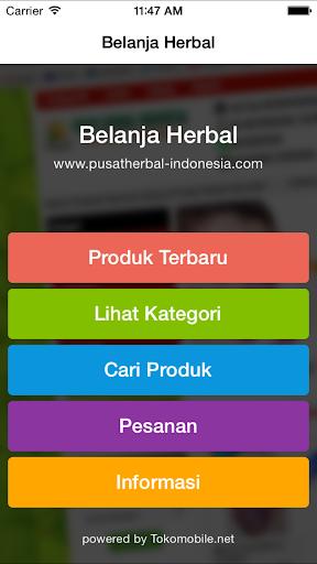Belanja Herbal